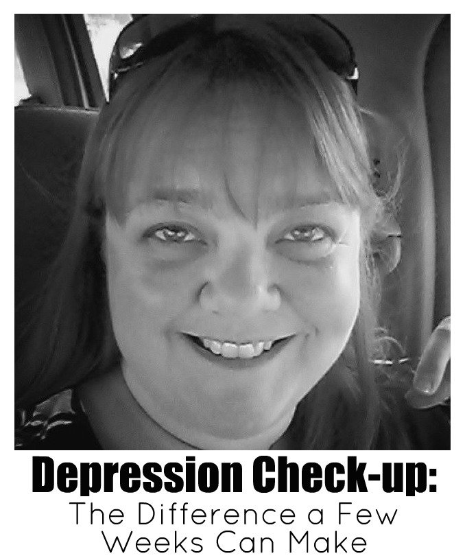 Depression Check-Up: Seeing Improvement Every Day #depression #anxiety