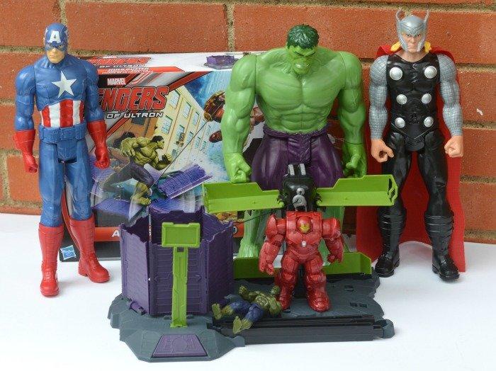 Avengers toys from Walmart #AvengersUnite #ad #cbias