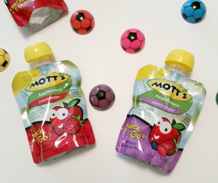 Mott's Snack & Go flavors #Motts #sponsored
