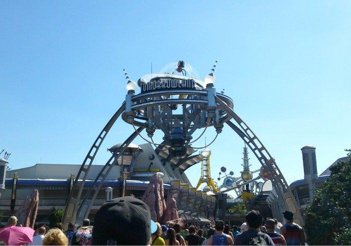 Tomorrowland at Disney World