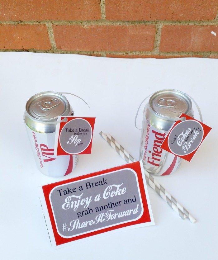 Take a Coke Break #ShareItForward #CollectiveBias #ad
