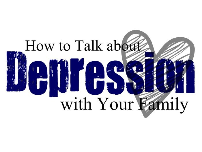 How to Talk about Depression with Your Family