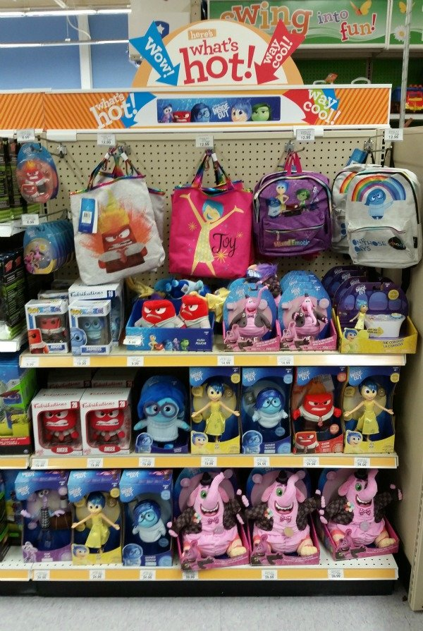 Inside Out toys at Toys R Us #PlayNGrow #CollectiveBias [ad]