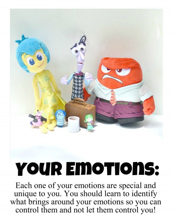 All About My Emotions booklet #PlayNGrow #CollectiveBias [ad]