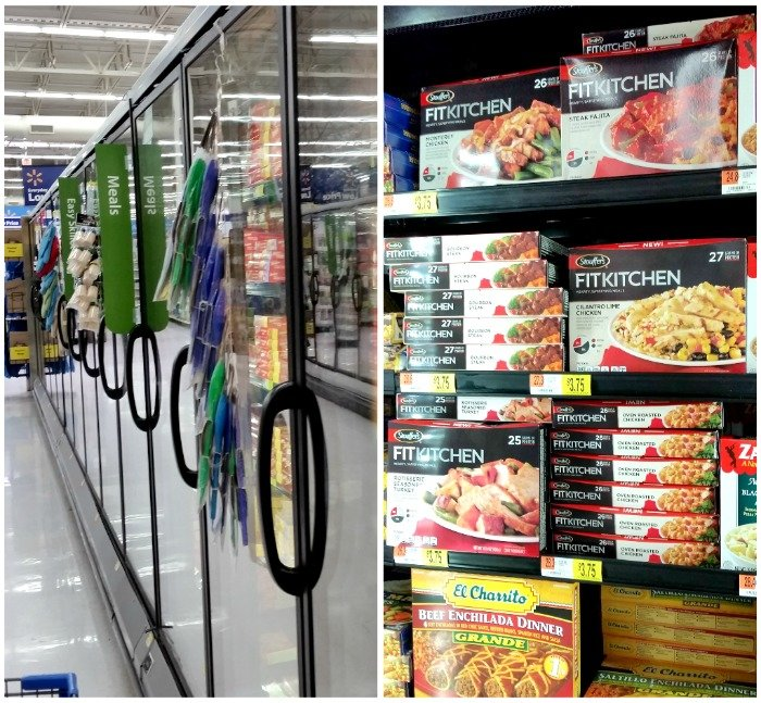 Stouffers Fit Kitchen at Walmart #PowerfulProtein #CollectiveBias [ad]
