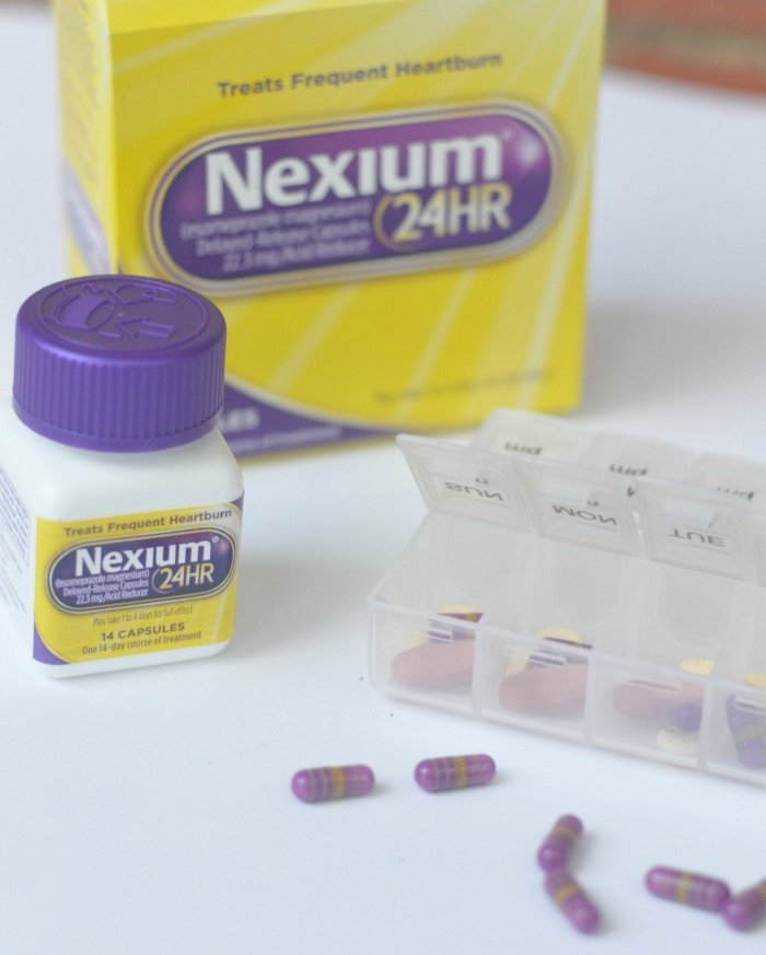 Enjoying Summer without heartburn by taking Nexium daily for 24 hour relief #GiveHeartburnARest #CollectiveBias #ad
