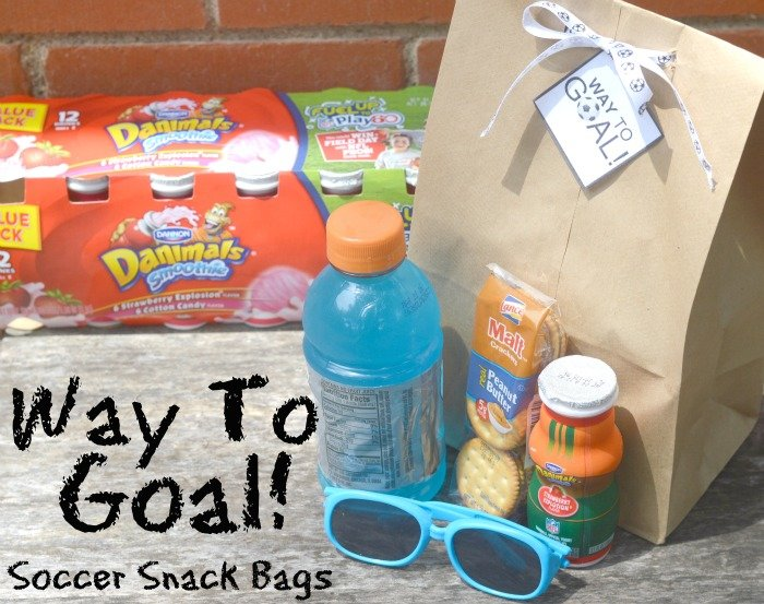 Soccer Snack Bags #FuelTheirAdventures [ad] #CollectiveBias