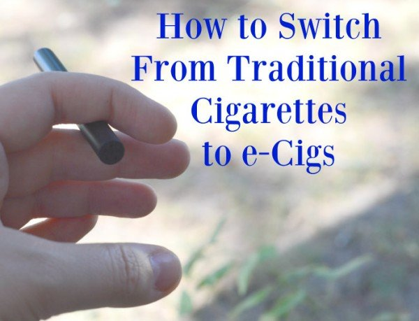 How to Switch from Traditional Cigarettes to e-Cigs [ad] #bluPLUS #CollectiveBias