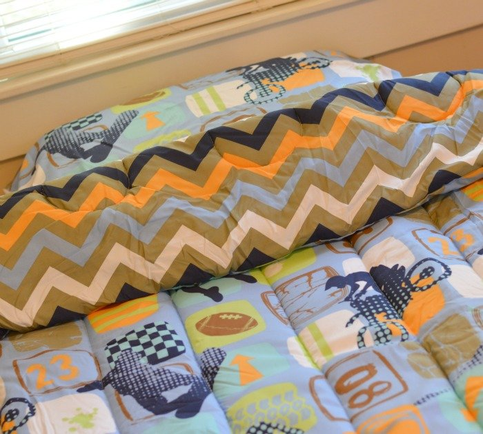 ZipIt bedding 1