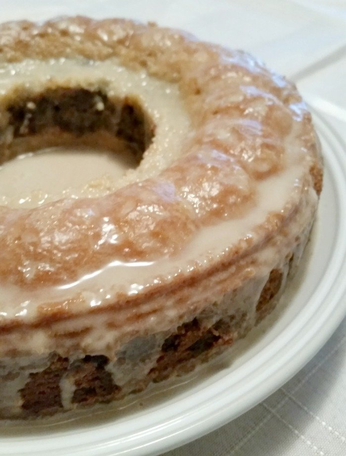 Caramel Macchiato Sour Cream Coffee Cake #FoundMyDelight [ad] #CollectiveBias