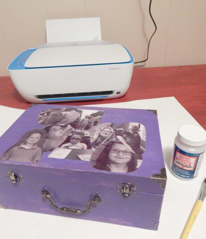 Step 10: DIY Photo Box Tutorial