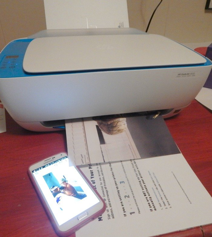 Printing photos for the Photo Box