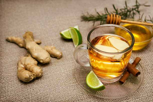 How ginger and cinnamon tea for weight loss